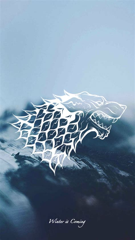 game of thrones house of stark game of thrones wallpaper house sigil stark by emmimania on deviantart