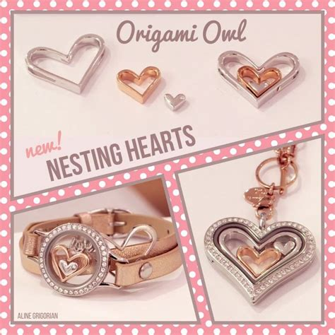 Origami Catalog - origami owl 2016 s day collection nesting