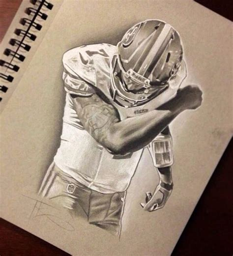49ers Sketches by Colin Kaepernick Niners Empire