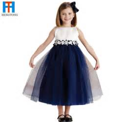 flower dresses white and navy