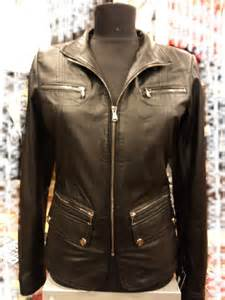 Leather Jacket Womens Leather Leaf Jackets