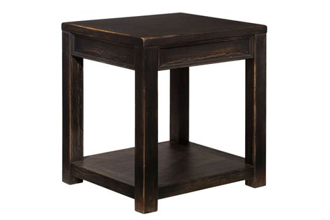 Square Accent Table Gavelston Square End Table T732 2