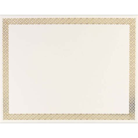 templates for certificate paper braided foil certificate paper kelly paper