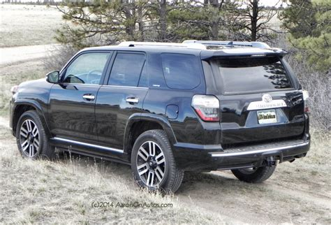 2014 Toyota 4runner Limited 2014 Toyota 4runner Limited A Square Peg In A