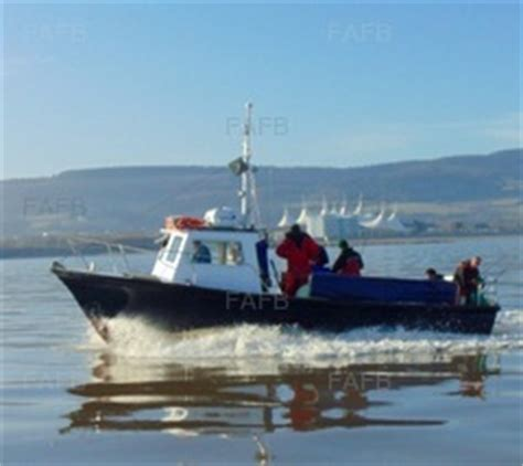 fishing boats for sale rhyl charter angling dive boats for sale fafb