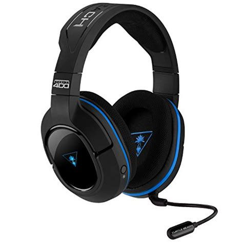 Headset Ps4 turtle ear stealth 400 fully wireless gaming headset ps4