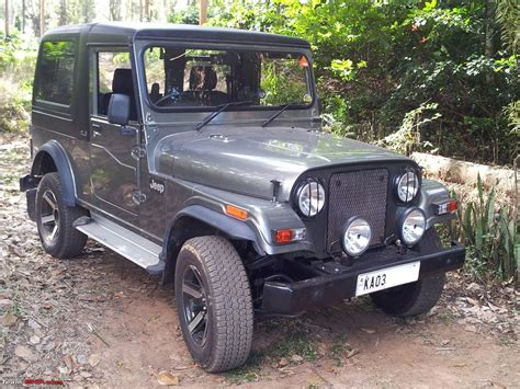 thar jeep interior pin mahindra jeep thar 25 crdc 4wd 4 posti auto usata in