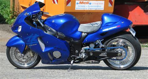 Versatzritzel Motorrad by Hayabusa 300er