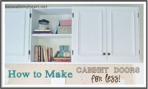 my own cabinet doors how to your own cabinet doors doors
