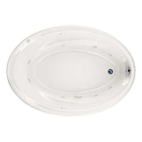 american standard hydromassage bathtub american standard 2903018wc 020 savona oval whirlpool bath