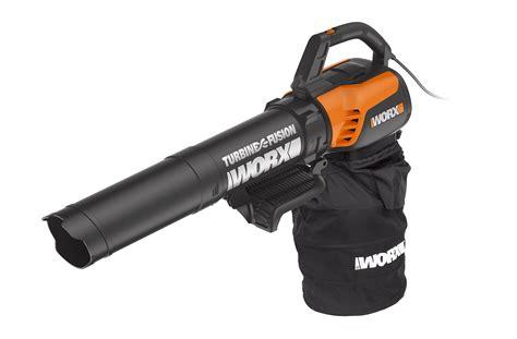 worx turbinefusion blowermulcherbagger packs punch