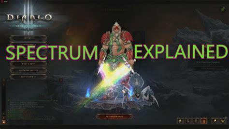 spectrum 3 the best 159929012x how to get spectrum sword tansmog rainbow swords indepth guide diablo 3 youtube