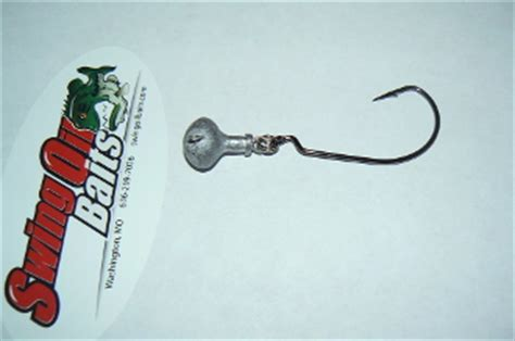 swing jig swing jig with removable hook