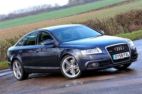2004 audi a6 for sale audi a6 saloon from 2004 used prices parkers