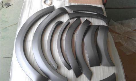 volkswagen touareg wheel molding fender trim oem style wide wheel arches