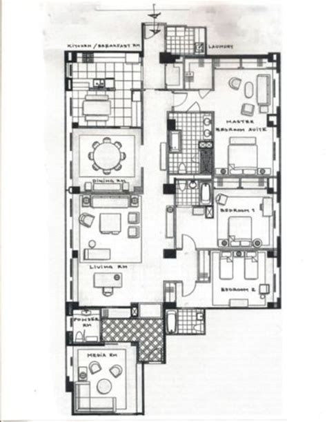 feng shui floor plans the bagua map open spaces feng shui page 7