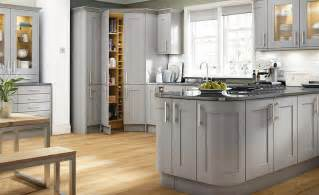 Black Wood Kitchen Cabinets 9 stylish shaker kitchens real homes