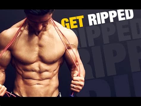 ripped abs ab workout nutrition youtube