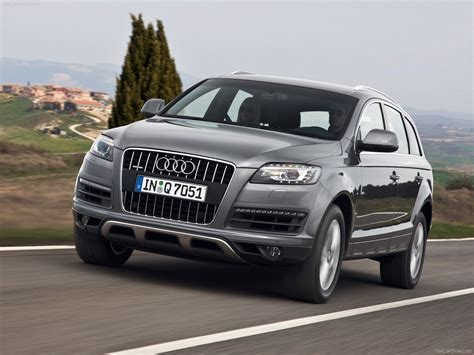 Audi Ai Gebraucht by Audi Q7 2010 Pictures Information Specs
