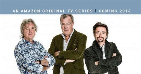amazon top gear clarkson hammond and may s new show on amazon coming this