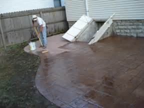 sted concrete patio cost outdoor concrete flooring alyssamyers