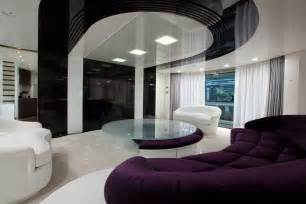 Home Interior Design India Photos by Superyacht Quinta Essentia Main Salon Photo Credit To