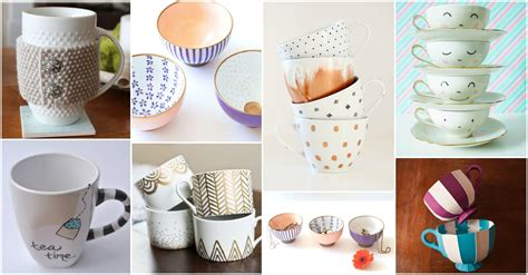 tea crafts for lovely diy tea cups crafts for warm winter moments