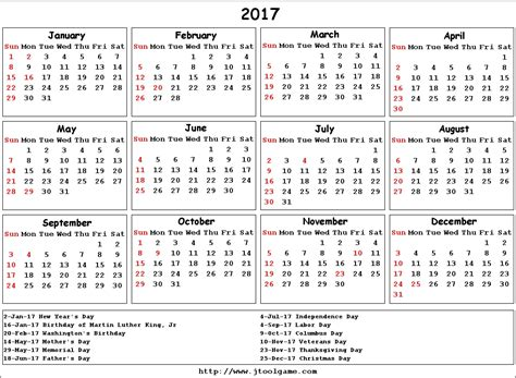 printable calendar for 2017 2017 calendar nz printable calendar templates