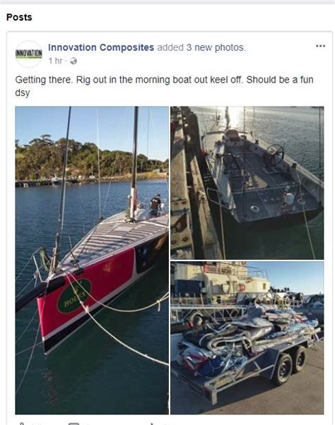 hollywood boulevard yacht salvage do you think this add should be taken down sailing
