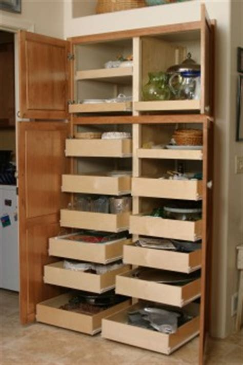 Pantry Drawer Systems by Our Shelves The Pull Out Shelf Company