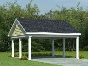 Carport And Garage Designs Carport Plans 2 Car Carport Plan With Support Posts
