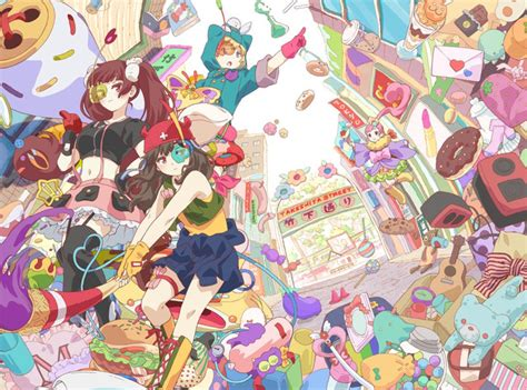 anime urahara crunchyroll voice cast and key visual for quot urahara quot tv