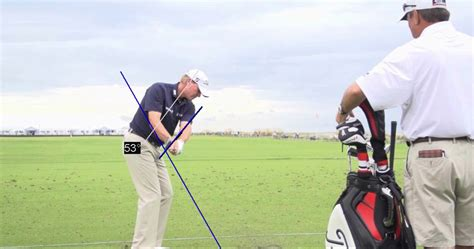stricker golf swing steve stricker swing analysis californiagolf