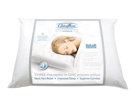 Chiroflow Water Pillow Reviews by Chiroflow Premium Water Pillow Review
