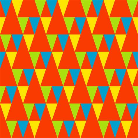 pattern with triangle triangle patterns vector tiles