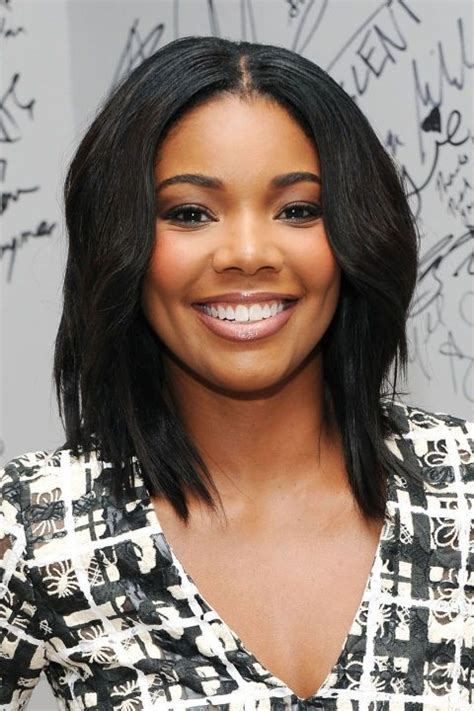 gabrielle union hairstyle hairstyles pinterest 283 best gabrielle union images on pinterest gabrielle