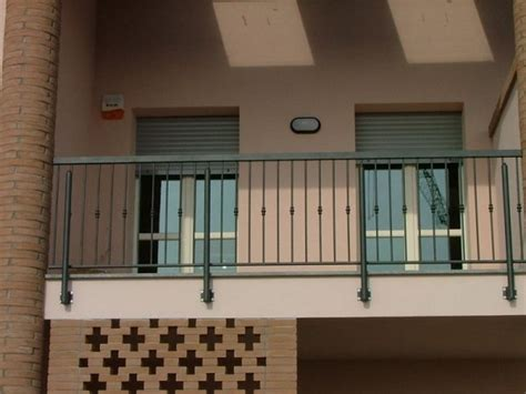 ringhiera balconi ringhiere per balconi brescia o m c f