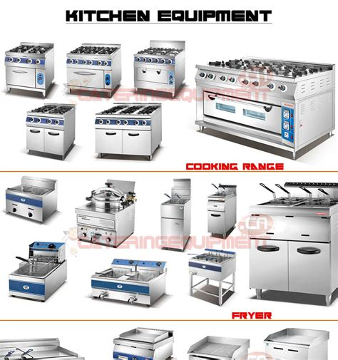 kitchen equipment stainless steel restaurant commercial kitchen equipment