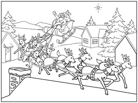 christmas coloring books coloring town santa s coloring page