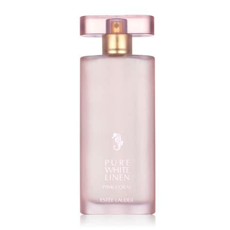 Estee Lauder White Linen estee lauder s white linen pink coral canadian