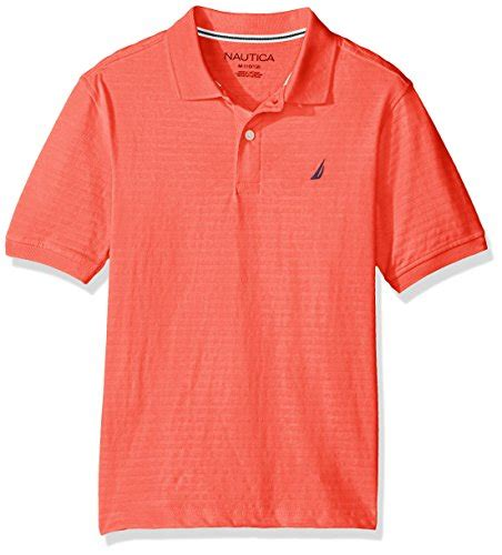 Polos Medium Pink boys medium pink polo shirt