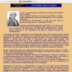 cesare beccaria illuminismo l illuminismo italiano pearltrees