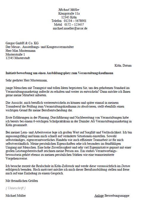 Daimler Bewerbungen Bewerbung Veranstaltungskaufmann Ausbildung Sofort
