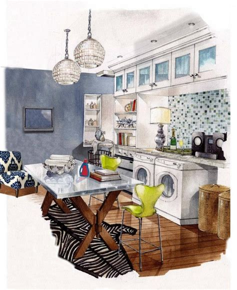 interior design techniques 124 best room renderings images on pinterest drawings