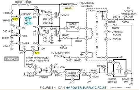 Q0465r 1 mcz3001db pulse width modulated ic