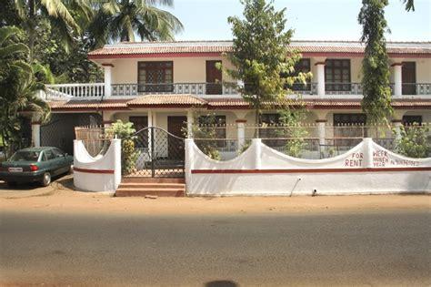 houses goa rent house for rent at caranzalem goa