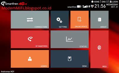 Modem Wifi Smartfren M2y setting modem smartfren andromax 4g lte m2y