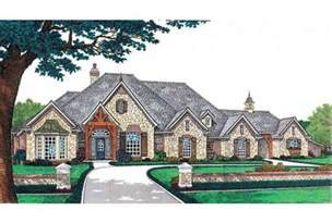 French Country House Plans One Story Eplans French Country House Plan Luxury Living On A