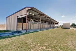 8 stall shed row barn stuff