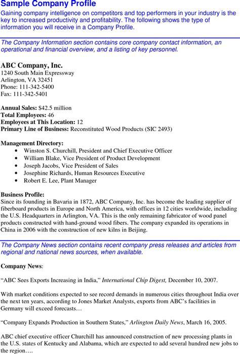 format profil tk company profile sle novasatfm tk